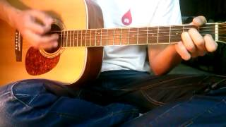 Kad sam bio mlad (Riblja Corba) - Skola gitare (Najlaksa pesma?)