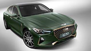 NEW Hyundai GENESIS G70 2018 - LUXURY CAR