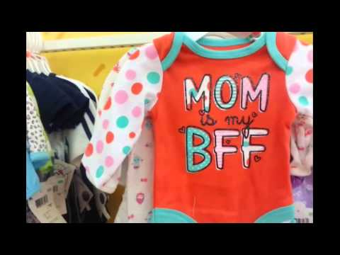 baby clothes at kmart brand is small wonders youtube