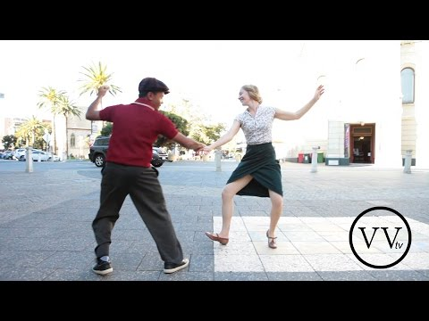 Very Vintage TV S03E07 Perth Swing Dance Academy
