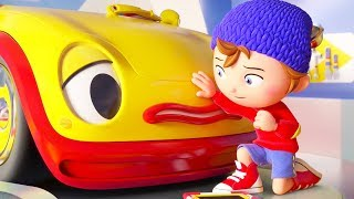 Noddy Toyland Detective | Case of the Toy Wash | Compilation | Full Episodes | Videos For Kids