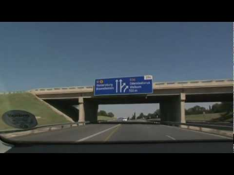 SA Epic Tour: Video of us hitting the highveld: Pretoria & Bloem