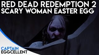 Baixar Red Dead Redemption 2 - SCARY Woman Easter Egg