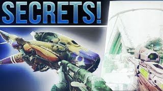 Destiny 2 beta. secrets!!!