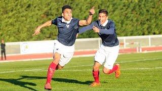 France-Angleterre U16 (3-0), le résumé / France-England U16 Highlights