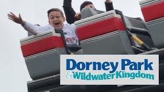 Dorney Park (East Coaster Trip Day #6)