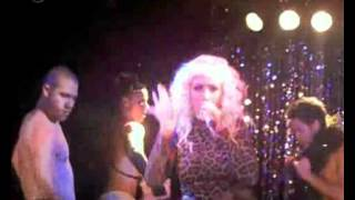 Christina Aguilera - Lady Marmalade (live at Perez Hilton