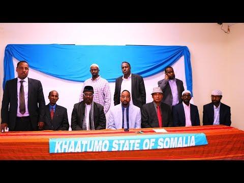JAALIYADA KHAATUMO BIRMINGHAM UK - OO SI KULUL UGA HADASHAY SHIRKII XAMAR + SOMALILAND & BUUHOODLE
