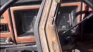 87 Ford E350 Cabriolet Van Truck