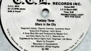 Fantasy Three - Biters In The City : Instrumental