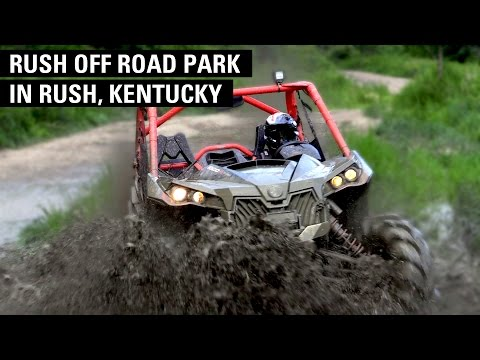 Fisher's ATV World - Rush Off Road Park in Rush, KY 2016 (FU
