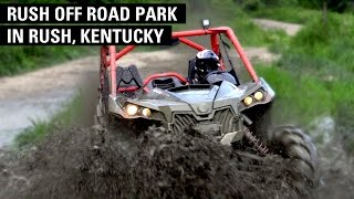 Fisher's ATV World - Rush Off Road Park in Rush, KY 2016 (FULL)