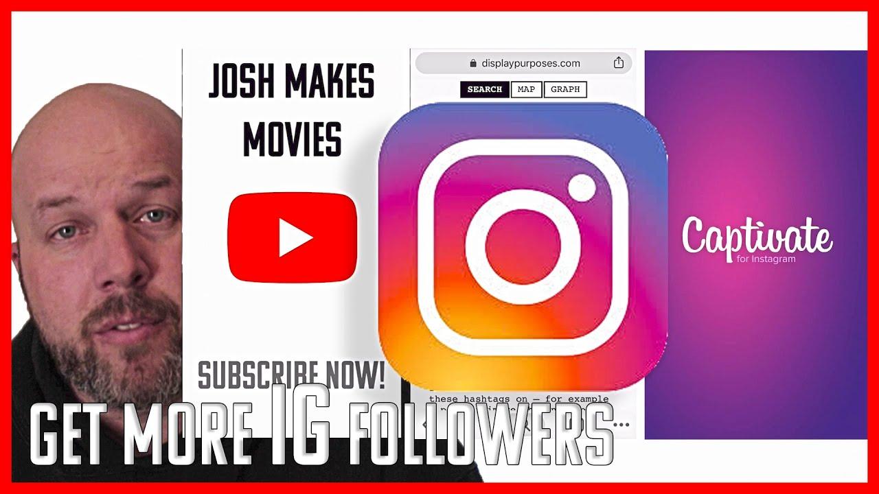 Captivate Instagram Followers | Instagram Hack Apk Mod