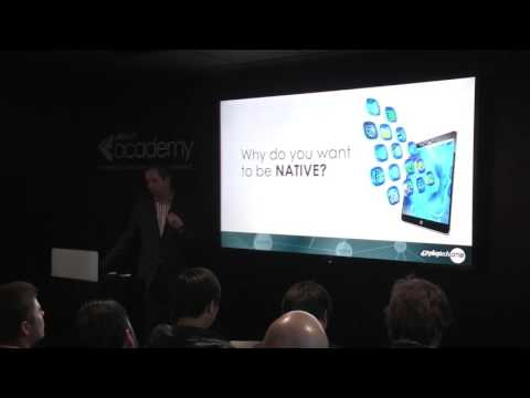 Playtech Academy ICE 2016: Native Mobile - The Pursuit of Quality