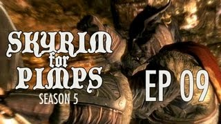 Skyrim For Pimps - The Thieves Guild (S5E09) - Walkthrough