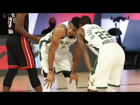 With Bucks down 3-0, scrutiny falls on Giannis Antetokounmpo