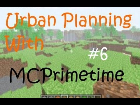 Urban Planning with MCPrimetime #6 - Longacre Square