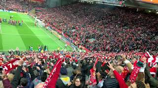 You'll Never Walk Alone | Liverpool 4-0 Barcelona | Miracle at Anfield