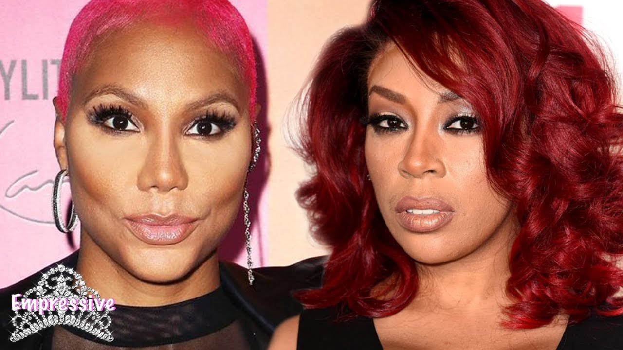 K. Michelle Wants to End Beef with Tamar - Kenny Online.NET