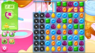 Candy Crush Jelly Saga Level 255 - NO BOOSTERS