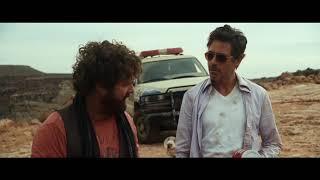 Развеять Прах Отца над Каньоном ... отрывок из фильма (Впритык/Due Date)2010