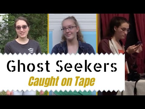 Ghost Seekers: Caught on Tape