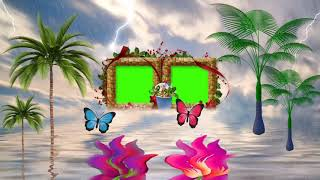 Wedding green screen effect background | shaadi background frame effect.