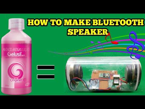 How To Make Bluetooth Speake || घर पर ब्लूटूथ स्पीकर कैसे बनाये ||