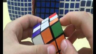 3x3x3 Rübik Küp Yapımı 3. Bölüm.