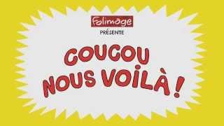 COUCOU NOUS VOILÀ ! (extrait) Au cinéma le 24 septembre 2014 | Avec la voix d