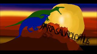 PPBA Indominus vs Acrocanthosaurus