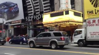 NYブロードウェイ スパイダーマンの劇場 42丁目( ´ ▽ ` )ノ thumbnail