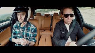 BMW Hot Lap Pitch: Matthew Little pitches Brothers Coffee Company