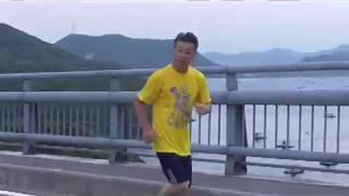 第2回 なると島田島ハーフマラソン with 新喜劇 http://naruto-marathon...