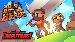 3D Dot Game Heroes Review | The Completionist