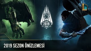 2019 Sezon Önizlemesi | League of Legends
