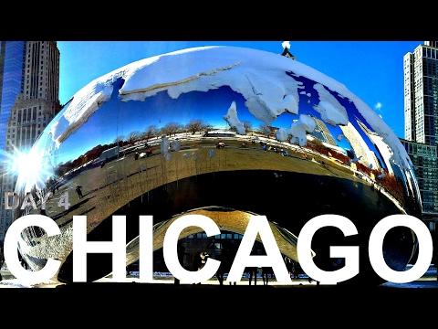 Christkindlmarket, Cultural Center, Conservatory & Zoo Lights [30]   Travel Vlog   Chicago