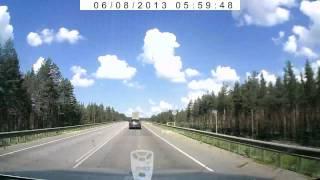 Вологда - Санкт-Петербург за 40 минут. 9 июня 2013(, 2013-06-11T03:42:29.000Z)