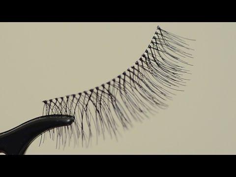 b8e680e253c KISS 01 Ever EZ Lashes Review & Demo | CORRIE SIDE - YouTube