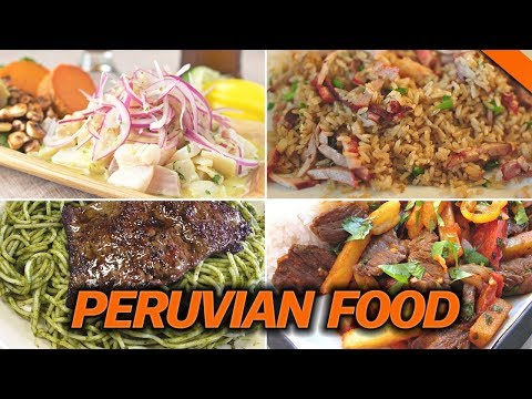 BEST PERUVIAN FOOD - Fung Bros Food