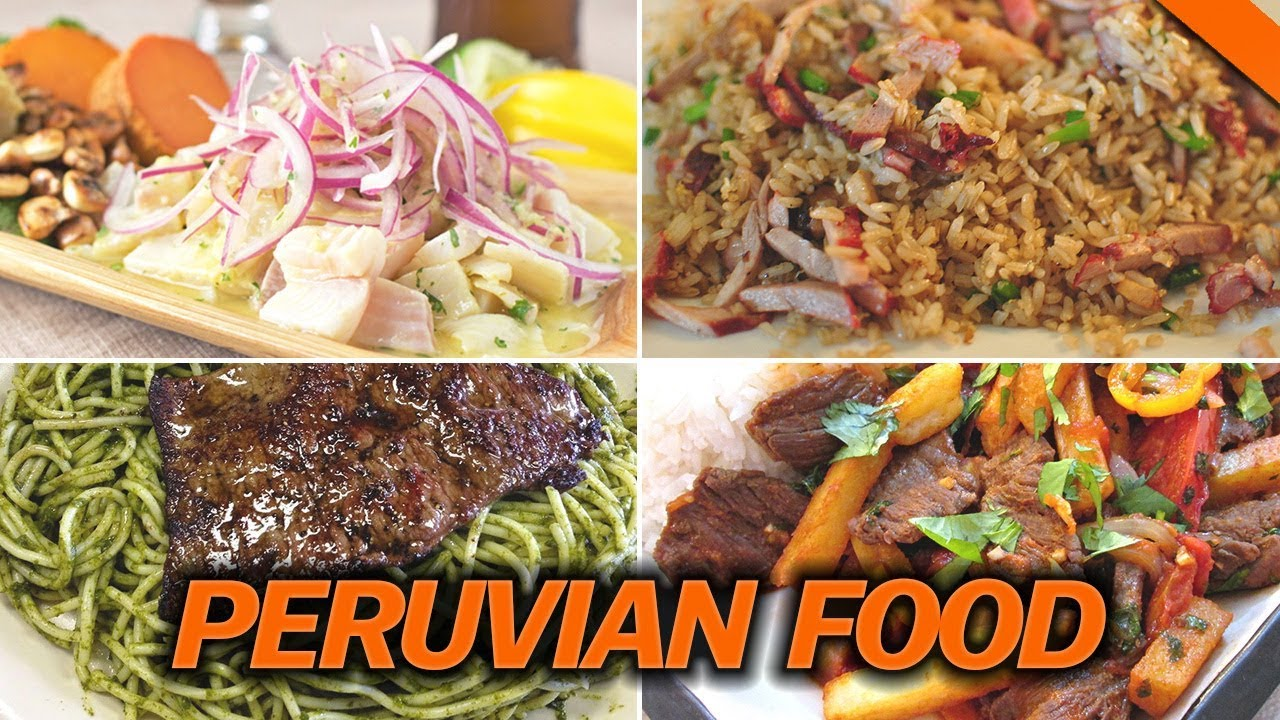 Image result for peruvian food