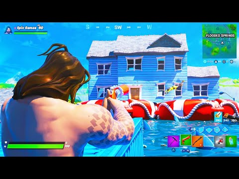 Fortnite Chapter 2 - Season 3 | Battle Pass Gameplay Trailer