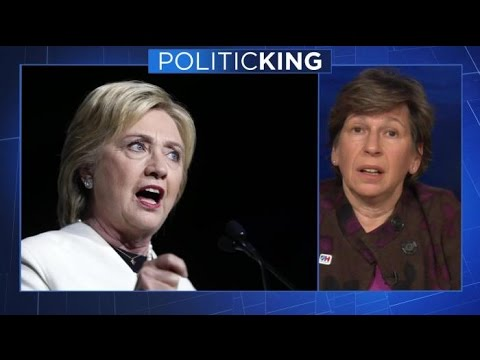 Randi Weingarten: The ATF is Backing Hillary Clinton | Larry King Now | Ora.TV