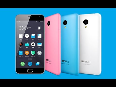 Unboxing Meizu M2 /Smartphone Review (Purchased at www