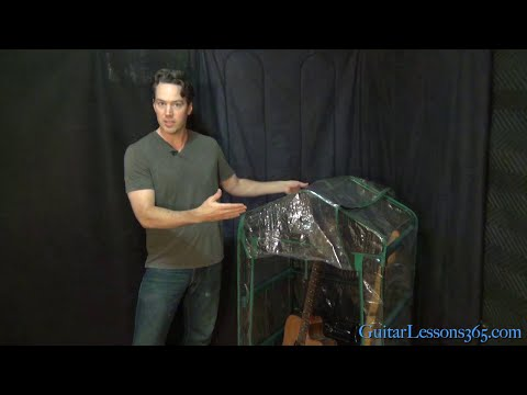 Musik Tent Instrument Humidor - Review