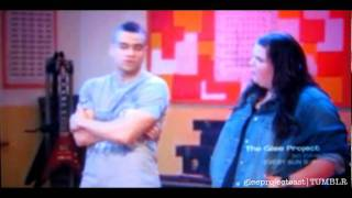 The Glee Project Episode 7 Sexuality -Extended Mentor session with Mark Salling and Ashley Fink