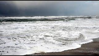 Orkan Sebastian nimmt auf Sylt Fahrt auf