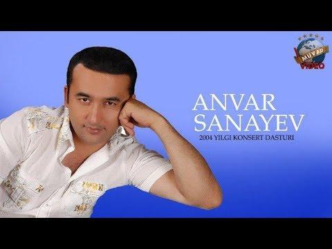 Anvar Sanayev - 2004-yil konsert dasturi