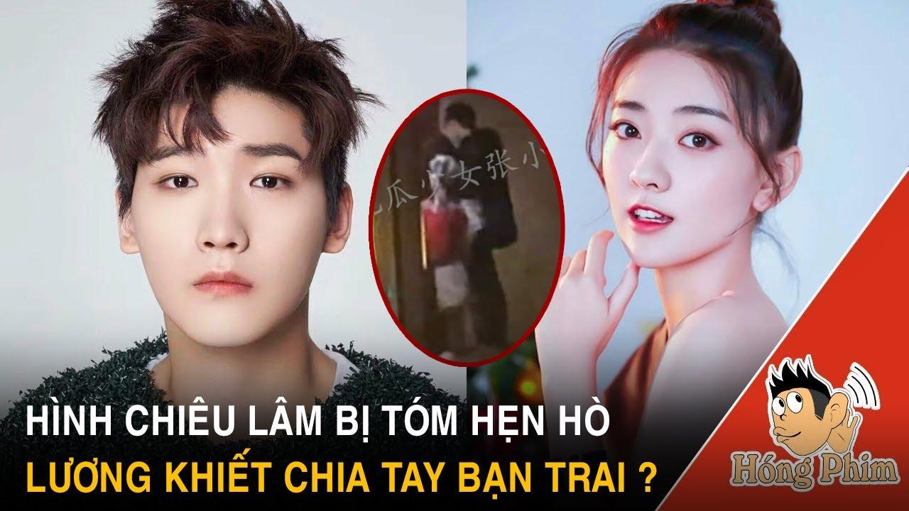 Hình Chiêu Lâm bị tóm đang hẹn hò - Lương Khiết hủy hôn với bạn trai|Hóng Cbiz