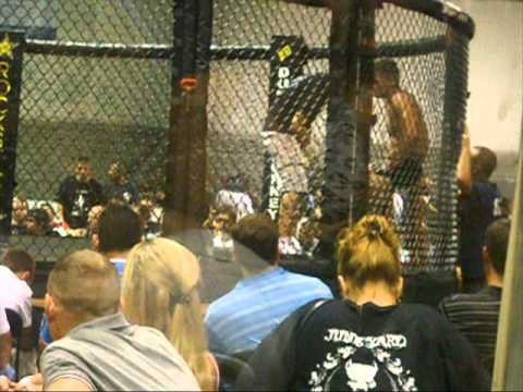 Derek Ferrrier's 2nd Fight
